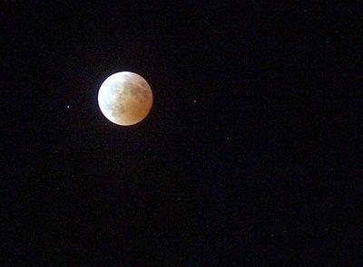 'Luna de Trueno', el eclipse que se podrá ver esta noche