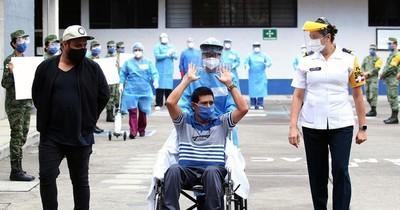 México es ya quinto país con más muertes por COVID
