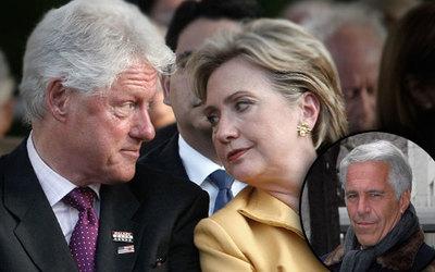 La ex de Jeffrey Epstein puede complicar a los Clinton en red de pedofilia