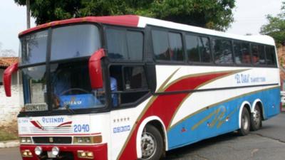Justifica haber abordado el bus para ir a cumplir el aislamiento en San Roque