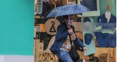 Meteorología anuncia lluvias dispersas para todo el país