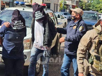 Imputan a brasileños detenidos en con fusiles en Bella Vista