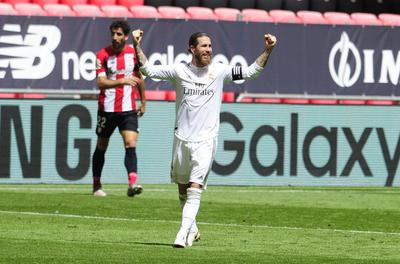 Real Madrid gana por la mínima y sigue su camino al título