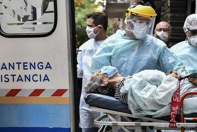 El mundo registró en las últimas 24 horas récord de contagios de coronavirus