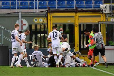 Inter cae ante el Bologna