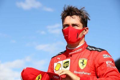 """Leclerc: """"No me lo esperaba, ha sido una gran sorpresa"""""""