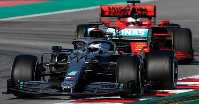 El retorno de la Fórmula 1: Bottas se llevó el Gran Premio de Austria