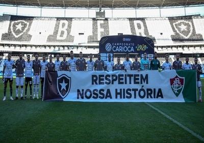 Botafogo de Roberto Jr. Fernández queda fuera de la final carioca