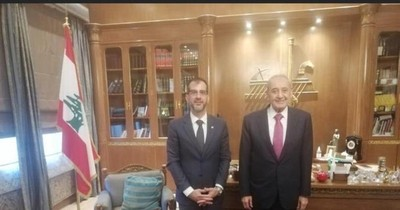 Cancillería convoca a embajador libanés para solicitar garantías para diplomáticos en Beirut