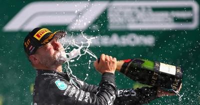 Bottas saborea la victoria en vibrante cita de Austria