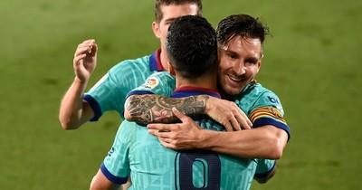Real Madrid acaricia el título, aunque el Barça no se rinde