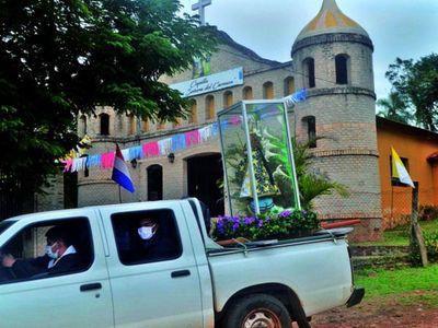 Por crisis, parroquia solicitó  préstamo  de G. 40 millones