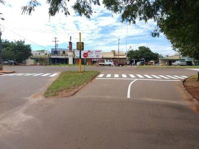 Seguridad vial: Municipalidad  habilita nuevos semáforos en cruces estratégicos de la ciudad