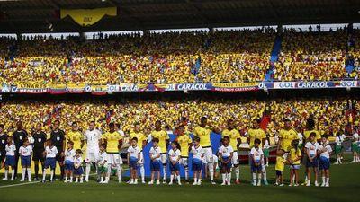 Multan a Federación Colombiana