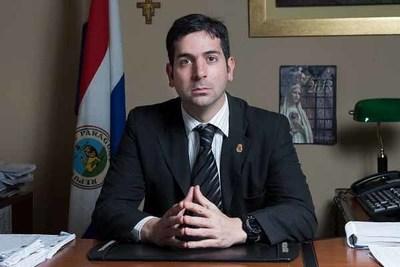 Fiscal Marcelo Pecci es confirmado en el caso Imedic