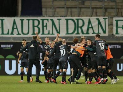 El Werder Bremen no falla ylogra su permanencia