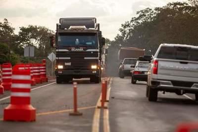 Quedan 38 km que deben ser expropiados para obras de Ruta 2