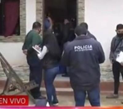 J. Augusto Saldívar: Detienen a 4 presuntos asaltantes