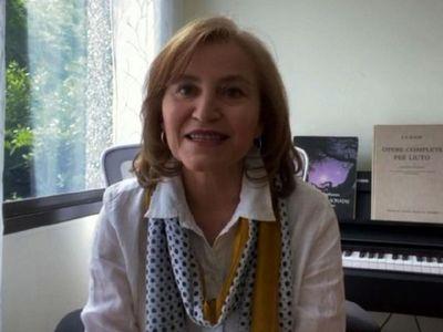 Concierto virtual de Berta Rojas desde Boston, EEUU