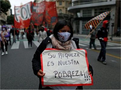 Argentina espera respuesta a su nueva oferta de canje
