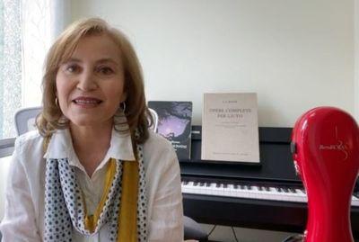 Berta Rojas dará recital online