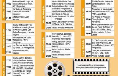 """Cortos paraguayos en la """"Semana del Cine Latinoamericano"""""""
