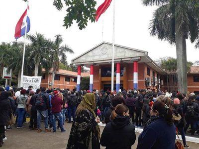 Universitarios se movilizarán en contra de recortes presupuestarios