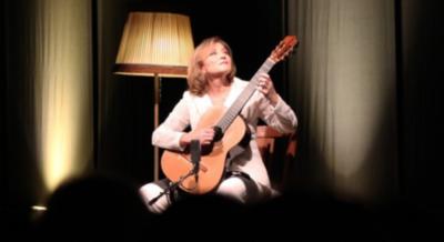 HOY / Berta Rojas brindará primer concierto virtual desde su casa