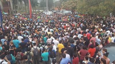 Organizan movilización nacional estudiantil contra recortes presupuestarios