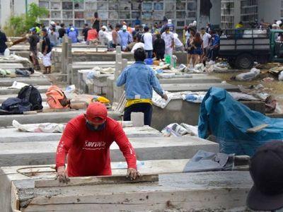 Ecuador reporta 52 nuevos decesos para totalizar 4.873 muertes por Covid-19