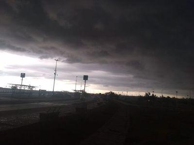 Amplían alerta por tiempo severo para la Región Oriental y el Bajo Chaco