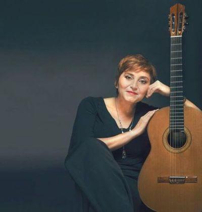 Berta Rojas dará un concierto virtual para el mundo desde su casa