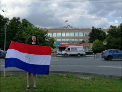 Una joven itapuense  ingresa a universidad nuclear de Rusia