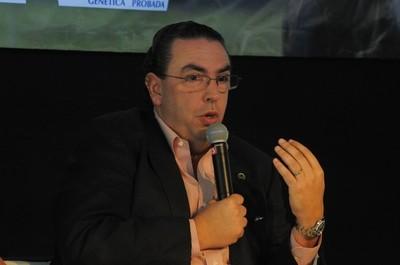 """CEO para el Cono Sur: """"Es trascendente que Marfrig complete su plataforma regional en Paraguay"""""""