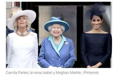 La Reina Isabel quiere abrir un proceso legal contra dos mujeres de la realeza