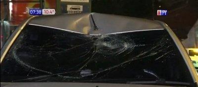 Caballo provoca accidente en Acceso Sur