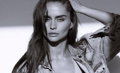 La modelo paraguaya Lourdes Motta aparece en la revista Maxim de México