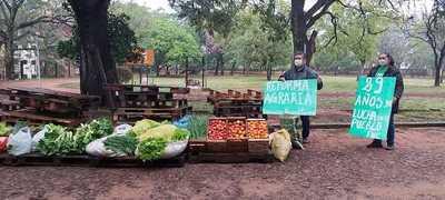 FNC donó 20 mil kilos de productos del campo para ollas populares