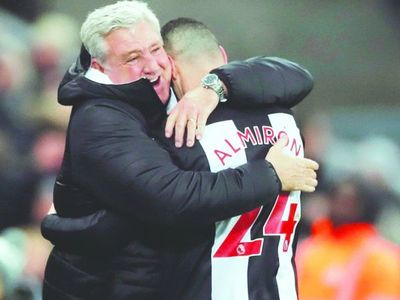 """""""Almirón es el sueño de cualquier entrenador"""""""