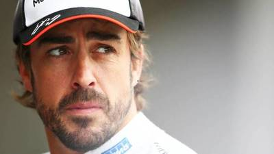 Confirman regreso de Fernando Alonso a la Fórmula 1