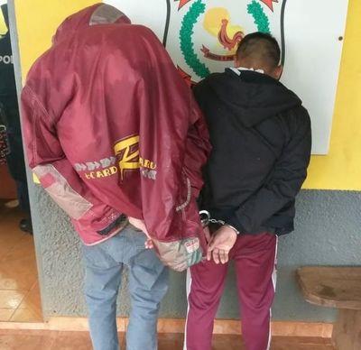 Detenidos escapan de comisaría de Pedro Juan y luego son recapturados