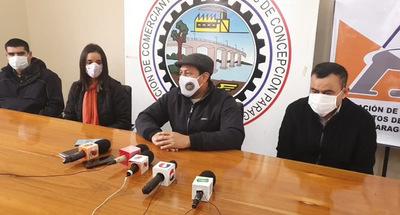 Denuncian escasez de cemento en la ciudad de Concepción