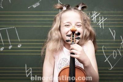 Facultad de la Universidad Nacional de Asunción habilita cursos de música con el método Suzuki para niños de tres años