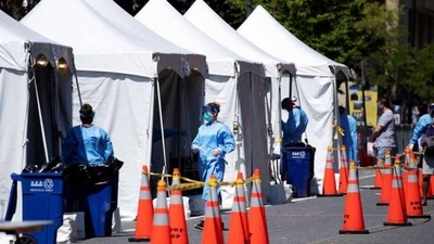 HOY / Brasil se acerca a los 2 millones de casos de coronavirus con casi 70 mil muertes