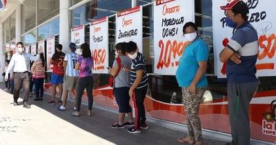 BCP divulgará nivel de confianza de los consumidores locales