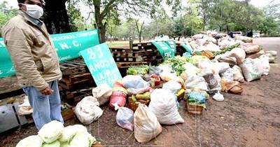 FNC dona 20 mil kilos de alimentos