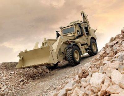 JCB proveerá retroexcavadoras al ejército de los EEUU