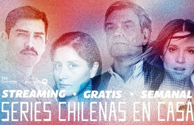 CinemaChile lanza Martes de Series Chilenas