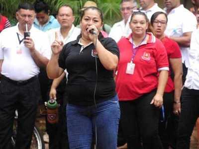 """Varios desvinculados son zacariistas, pero """"Katy"""" Molinas sigue """"inamovible"""" y sin hacer nada"""