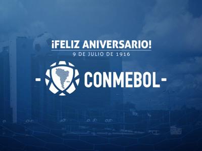 La APF se suma a la celebración de la CONMEBOL